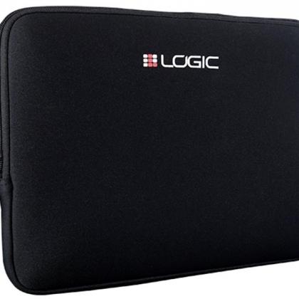 """Cумка для нетбука 15,6"""" Logic Simple-15 черный MODECOM"""