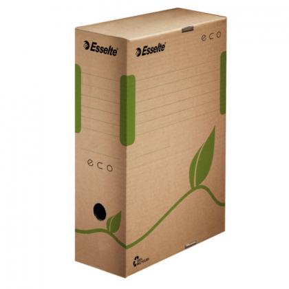 Коробка архивная Esselte Eco