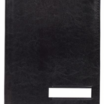 Папка на подпись с карманом, А4