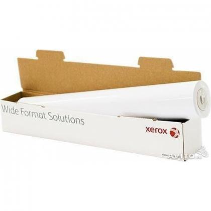 Бумага широкоформатная в рулонах для струйной печати Xerox Inkjet Monochrome Paper