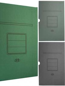 Короб архивный, 150мм, картон, цв. ассорти арт Лоткрб150ЦВ