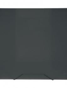 """Папка A4 40 мм с резинкой дымчатая полупрозрачная 0.70 мм """"Proff. Next"""" арт SB40TW-14"""