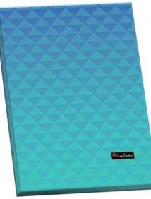 Папка пластиковая с металличеким  скоросшивателем Pierre Cardin Geometrie Blue арт 2550790