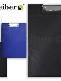 Клип-борд двойной, А4, черный арт S 4040