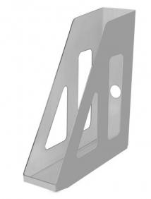 Лоток вертикальный АКТИВ  серый арт ЛТ510