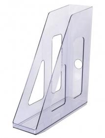 Лоток вертикальный АКТИВ  тонированный серый арт ЛТ513