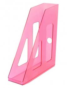 Лоток вертикальный АКТИВ розовый CARAMEL арт ЛТ517