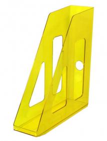 Лоток вертикальный АКТИВ жёлтый YELLOW арт ЛТ518
