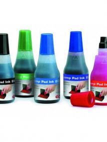 Краска штемпельная водноглицериновая основа COLOP фиолетовая  25мл арт 801/25ф