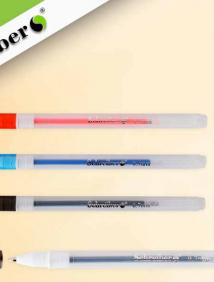 Набор гелевых ручек, 0,8 mm, 3 цвета, НЕОНОВЫЕ арт S 839-3
