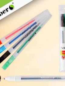 Набор гелевых ручек, 0,8 mm, 4 цвета, НЕОНОВЫЕ арт S 839-4