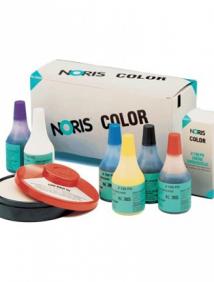 Быстросохнущая универсальная штемпельная краска Noris, 50 мл, 199