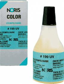 Краска флуоресцентная невидимая Noris, 50 мл, 119UVC