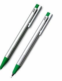 """Набор """"Logo"""": ручка автоматическая+автокарандаш"""