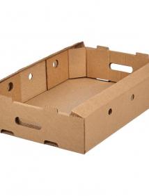 Коробка-лоток 538*378*108 картонная T22