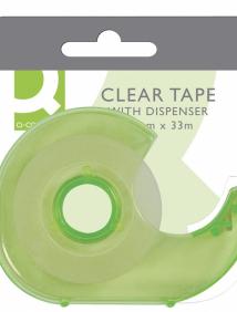 Диспенсер для клейкой ленты, Q-connect