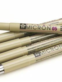 "ручка капиллярная ""Pigma Micron"""