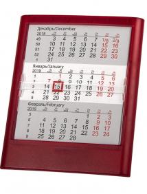 Календарь настольный 2018-2019